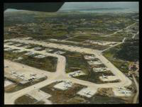 Aerial View of an Airfield
