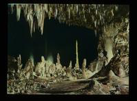 View of Carslbad Caverns
