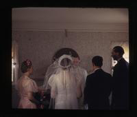 View of Noreen Cooper's Wedding Ceremony