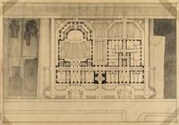 Detroit Public Library: [Floor Plan]