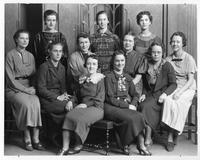 A portrait of the Intersorority Council.