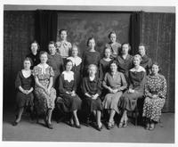 The 1936 Senior Board.