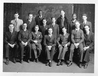 The 1938 Debate Squad.