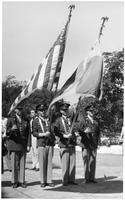 R.O.T.C. Color Guard