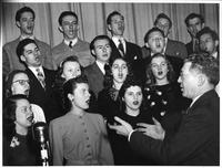 A combined Men's and Women's Glee Club.