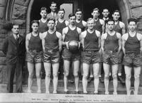 City College Men's Basketball Team 1930-1931.