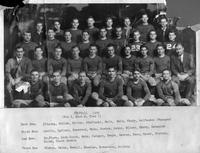 Football 1935 (Won 5, Lost 2, Tied 1).