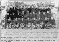 The 1938 Football team.