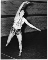 1939-1940 Basketball, Vern Butts of Washington State.