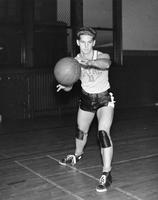 Basketball 1940-1941. Robert Trevellian, #11.