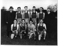 1940 Varsity Cross Country.