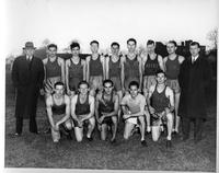 1940 Cross Country, varsity and frosh.
