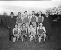 1940 Cross Country Team.