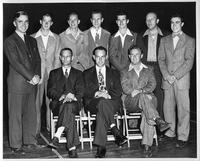 The 1946 Golf Team.