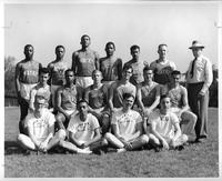 1956 Track (outdoor) Team.
