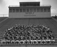 1978 football team portrait.