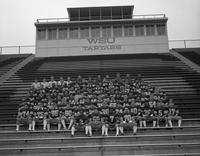 1985 football team portrait.