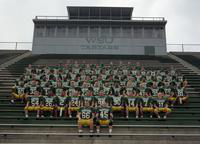 1992 football team portrait.