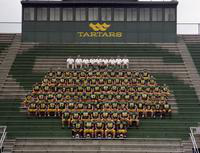 1996 football team portrait.