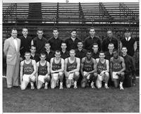 The 1960 track team portrait.