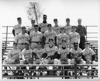 Portrait 1961 Baseball team.