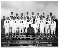 Wayne State University 1962 Freshman Football Team