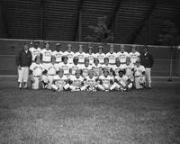 Composite portraits 1976 baseball team.