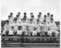 Team portrait 1959 baseball.