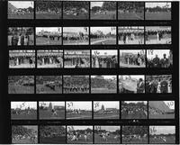 1970 football action shots.