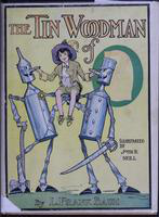 The  Tin Woodman of Oz: a faithful story of the astonishing adventure undertaken by the Tin Woodman, assisted by Woot the Wanderer, the Scarecrow of Oz, and Polychrome, the Rainbow's daughter