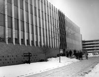 Wayne State University; Buildings; Richard Cohn Memorial