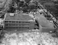 Wayne State University; Buildings; Community Arts; 1954-1956; 1954