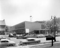 Wayne State University; Buildings; Community Arts; 1954-1956; 1955