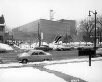 Wayne State University; Buildings; Community Arts; 1954-1956; 1956