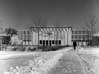 Wayne State University; Buildings; Helen DeRoy Auditorium