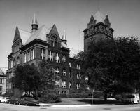 Wayne State University; Buildings; Old Main