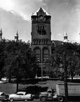 Wayne State University; Buildings; Old Main; Recent