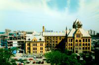 Wayne State University; Buildings; Old Main; Recent; Restoration