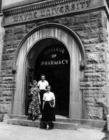 Wayne State University; Buildings; Pharmacy; Historical; 625 Mullett