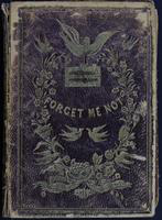 The  forget-me-not for 1852. Edited by Ida Maitland