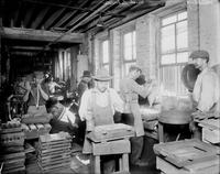 Factories; Foundry Scenes