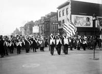 Old Newsboys; Bands; Combined Bands; 1928
