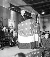 Roosevelt, Franklin D. ; Speeches. in Detroit .
