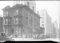 Streets; Fort St. Old Residences. Cass & 4th. between 3rd & 4th. 2nd St. Wayne St. 1st & Cass