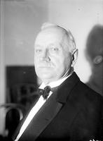 Thompson, William B. ; Former Mayor of Detroit; Portrait