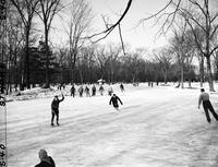 Winter Sports; Skating; Palmer Park.