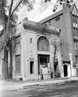 Negro Youth Center; Building 233 E. Forest.