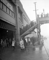 Labor Unions; U. A. W. ;  Ford Motor Co. ;. C. I. O. Picketing