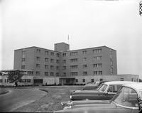 Michigan; Cities; ; Adrian. Emma Bixby Hospital. Exterior
