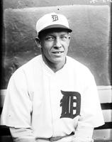 Uhle, George; Baseball. Portraits